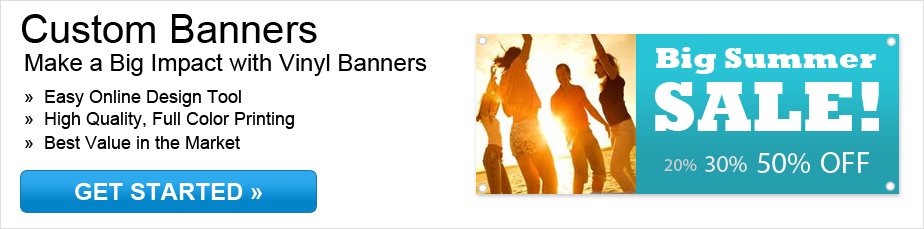 Click here to start designing your custom vinyl banners!