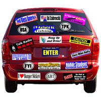 Bumper Stickers - 99c Each