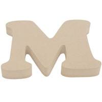 Wooden Wall Letters - 25% OFF