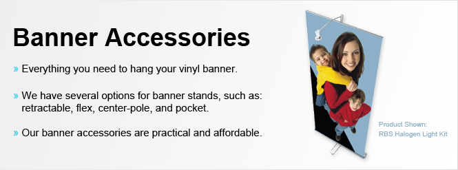 Image: Banner Accessories